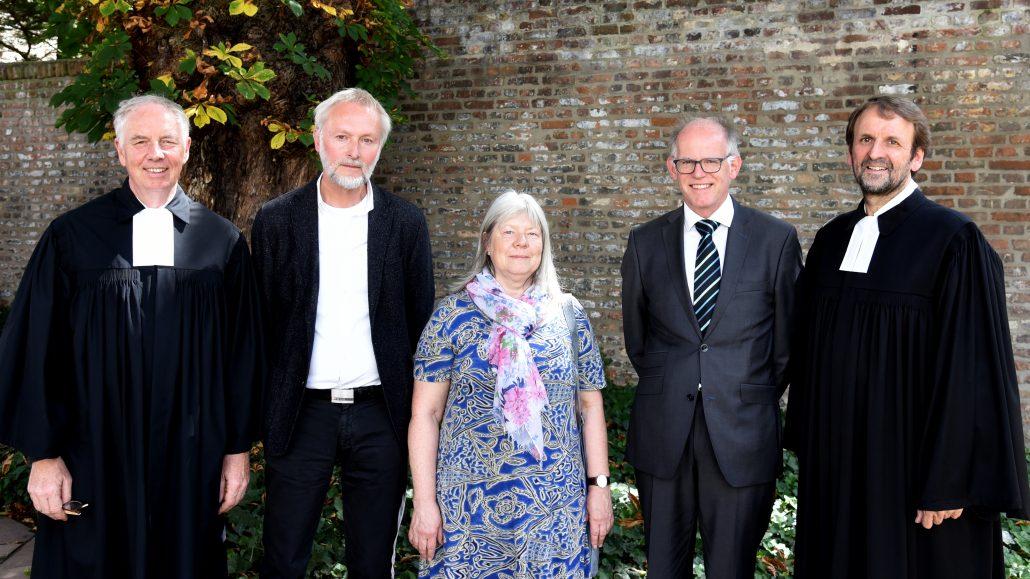 Pfarramt für Berufskollegs verabschiedete drei Kolleginnen und Kollegen