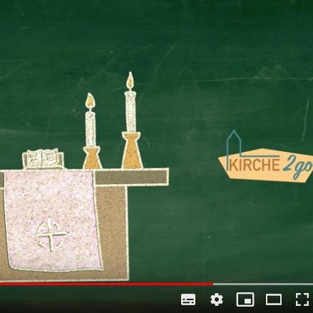 Kirche2go – Videoclips (auch) für den Religionsunterricht!